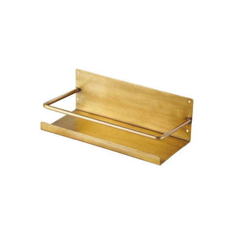 Brass Shelf, Fog Linen Work