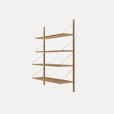 Shelf Library Medium Single Section, Frama