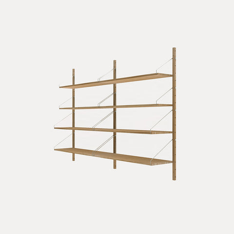 Shelf Library Medium Double Section, Frama