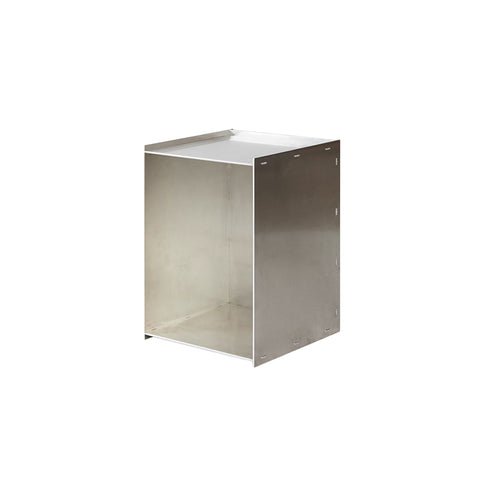 Rivet Box Side Table, Frama Studio
