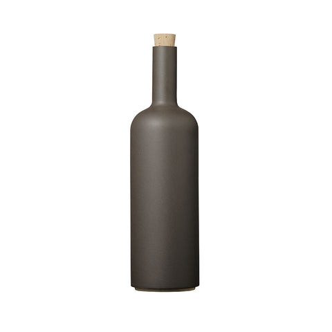 Hasami Bottle Black, Hasami Porcelain
