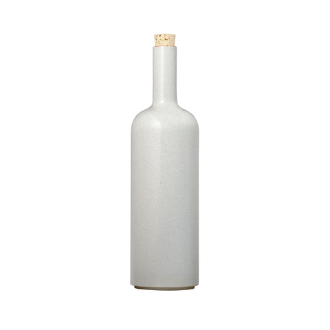 Hasami Bottle Gloss Grey