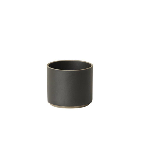 Hasami Cup Medium Black, Hasami Porcelain