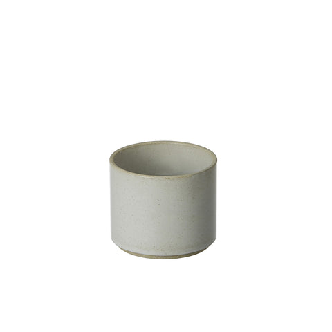 Hasami Cup Medium Gloss Grey, Hasami Porcelain