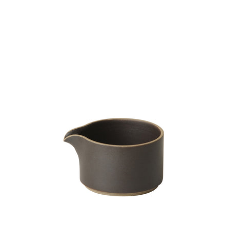 Hasami Milk Pitcher Black, Hasami Porcelain