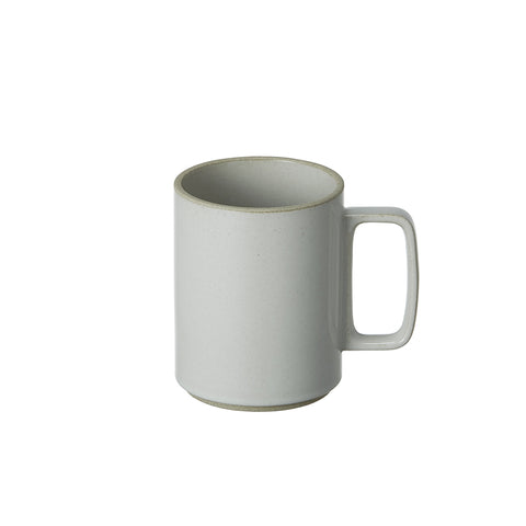 Hasami Mug Large Gloss Grey, Hasami Porcelain