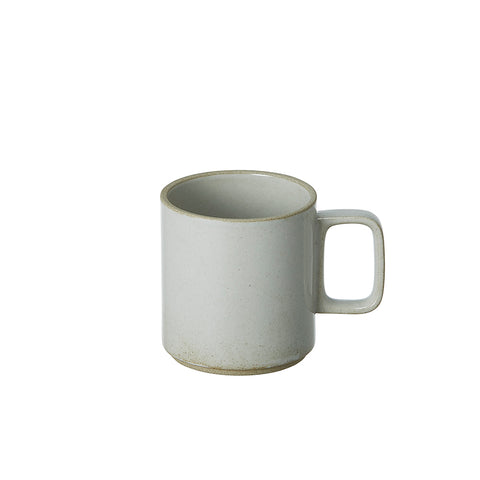 Hasami Mug Medium Gloss Grey, Hasami Porcelain