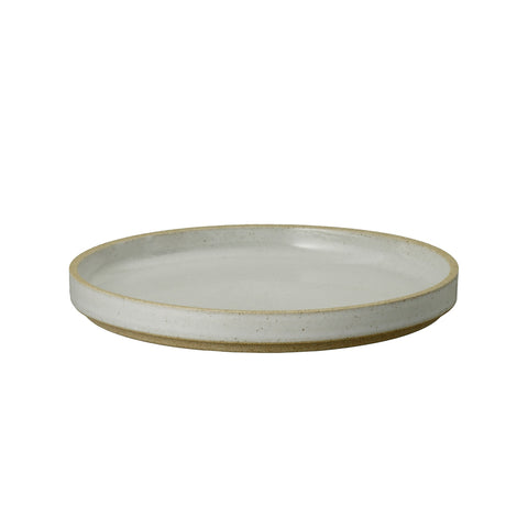 Hasami Plate Medium Gloss Grey, Hasami Porcelain