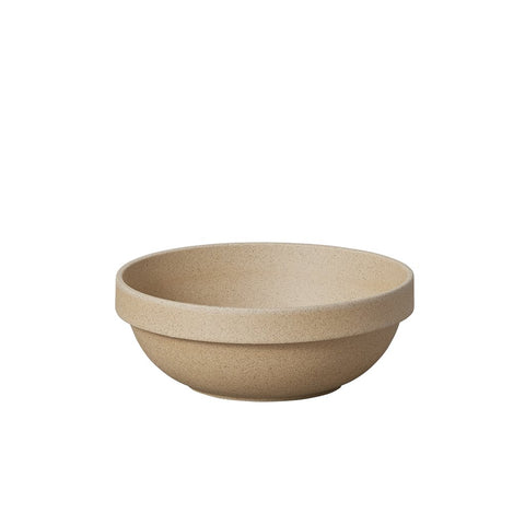 Hasami Round Bowl Small Natural, Hasami Porcelain