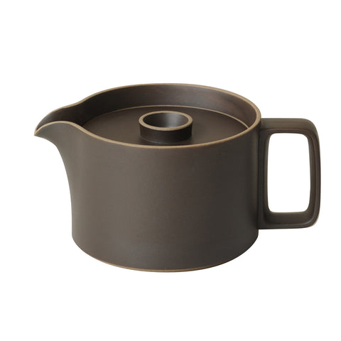Hasami Tea Pot Black
