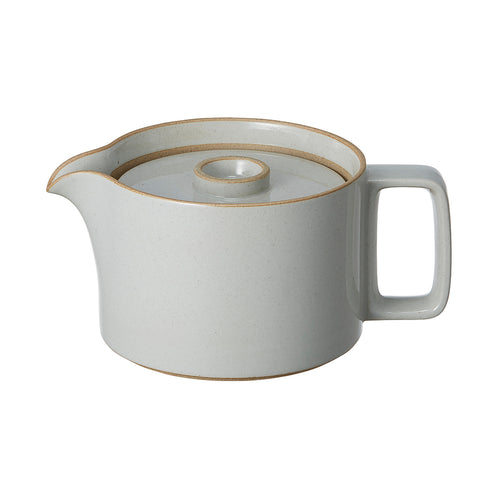 Hasami Tea Pot Gloss Grey, Hasami Porcelain