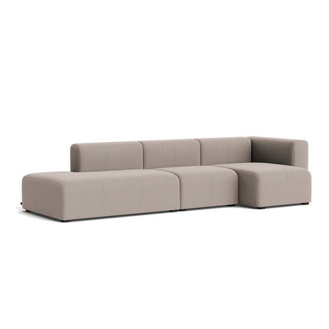 Mags Soft Low 3-Seater Combination 3 Re-wool 628, HAY