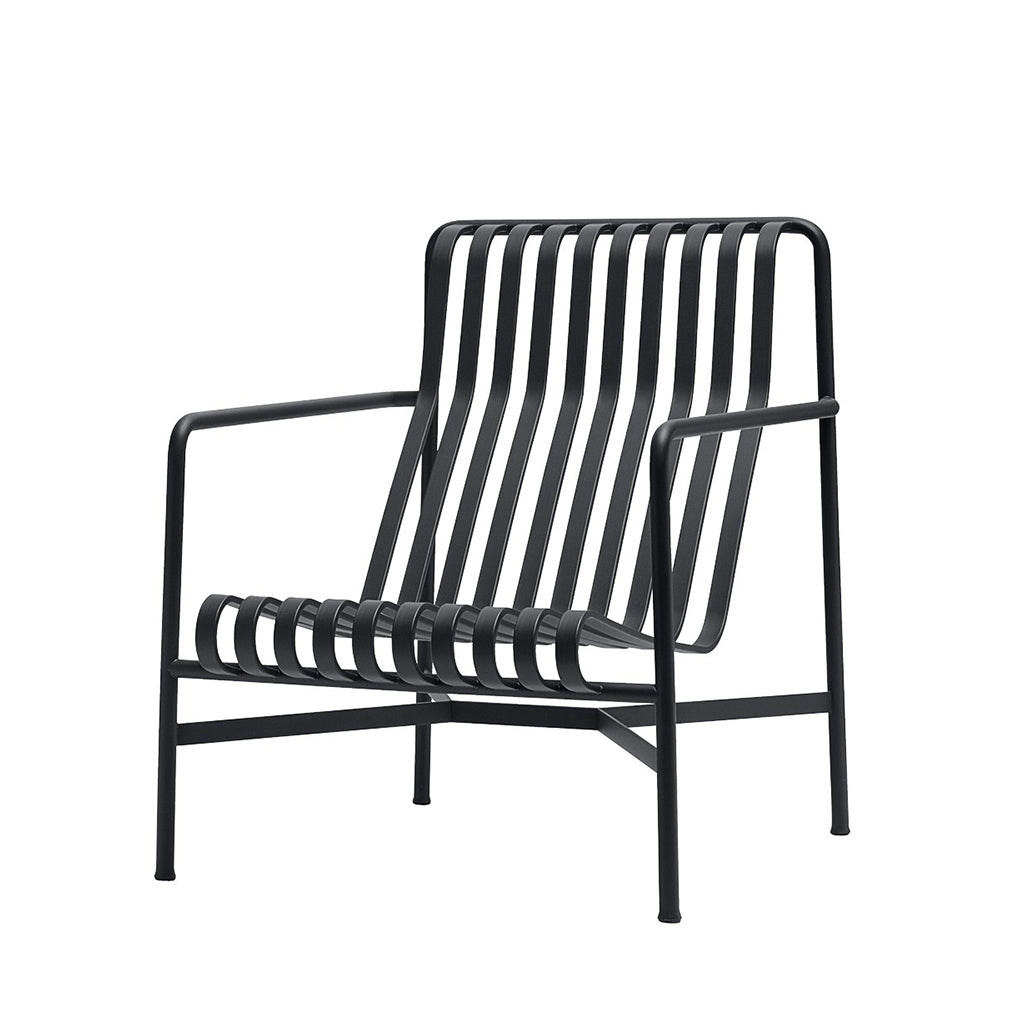 Hay Lounge Stoel.Palissade Lounge Chair High Hay The Fine Store