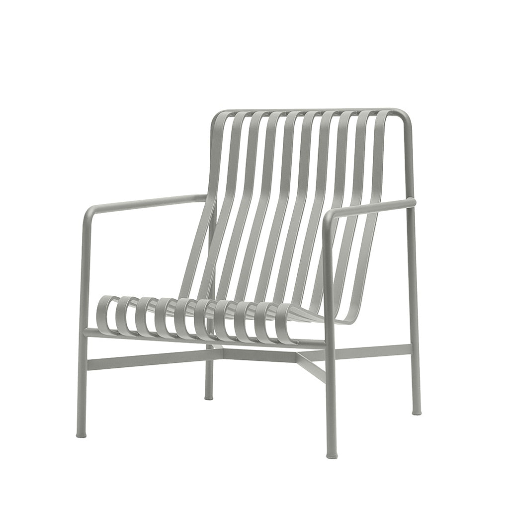 Hay Lounge Stoel.Palissade Lounge Chair High