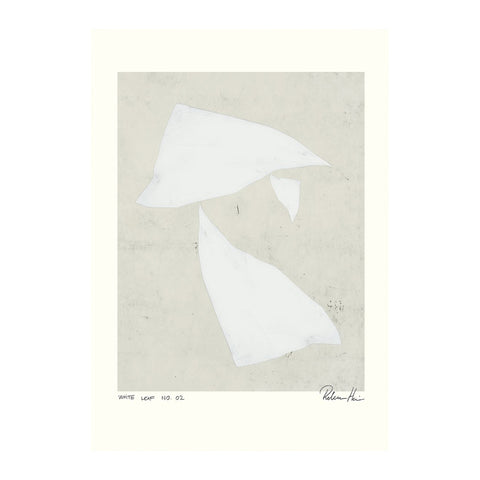 White Leaf No. 2, Hein Studio