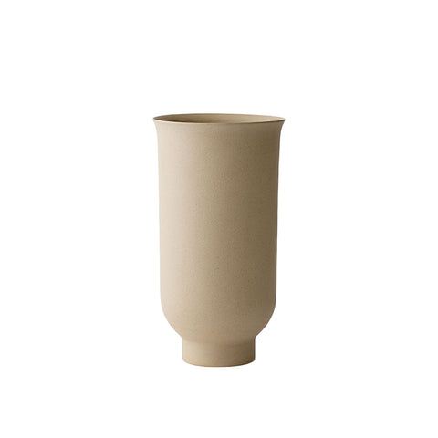 Cyclades Vase Sand Large, Menu