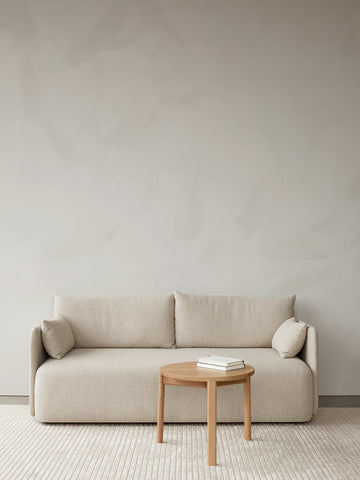 Offset Sofa 2-Seater, Menu