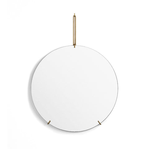 Wall Mirror Brass, Moebe