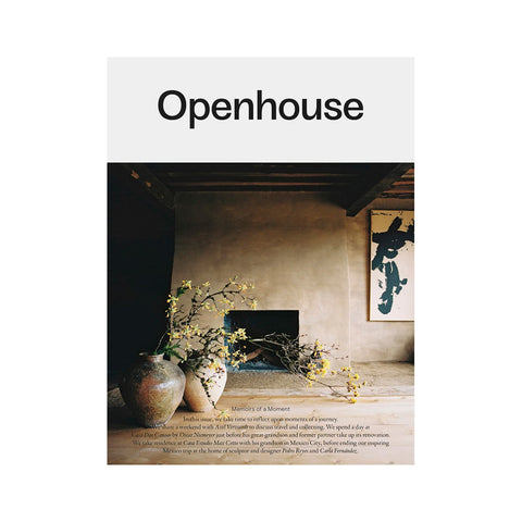 Openhouse No. 13, Openhouse Magazine