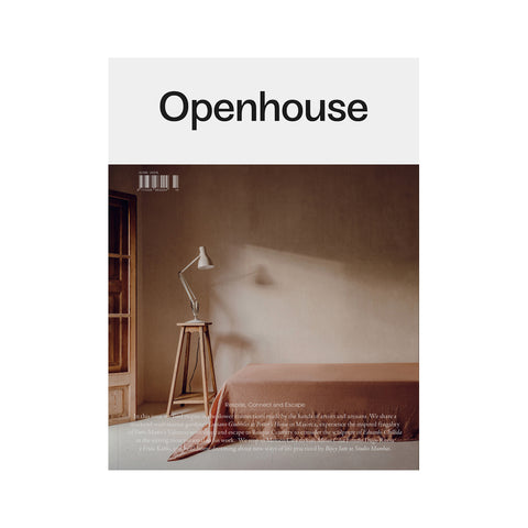Openhouse Magazine No. 14
