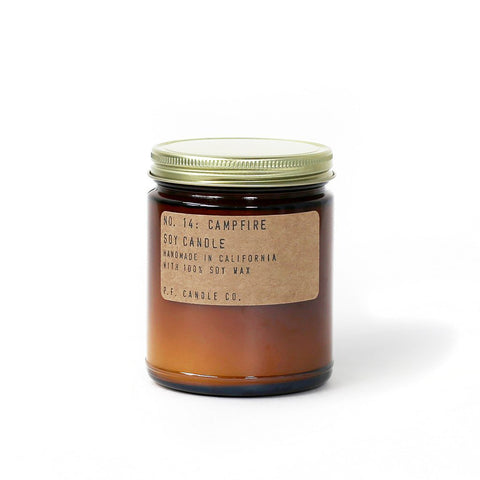 Campfire Soy Candle, P.F. Candle Co.
