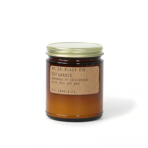 Black Fig Soy Candle, P.F. Candle Co.