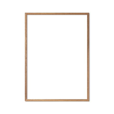 Solid Oak Picture Frame, The Fine Store