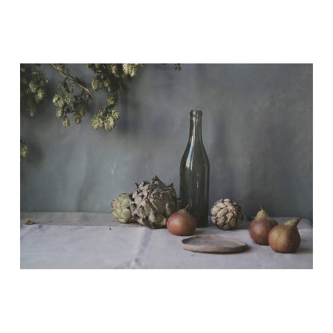 Table Scene Photographic Print, Saar Manche