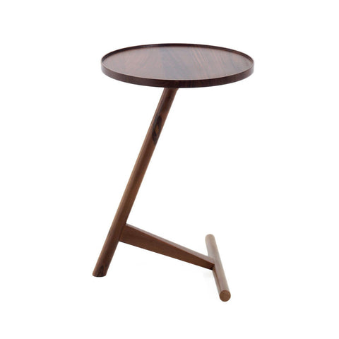 Calvo Side Table Walnut, SCP