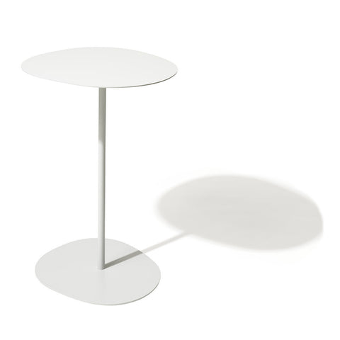 Lily Side Table Light Grey, SCP