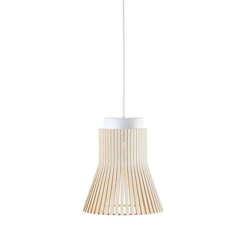 Petite 4600 Pendant Natural Birch, Secto Design