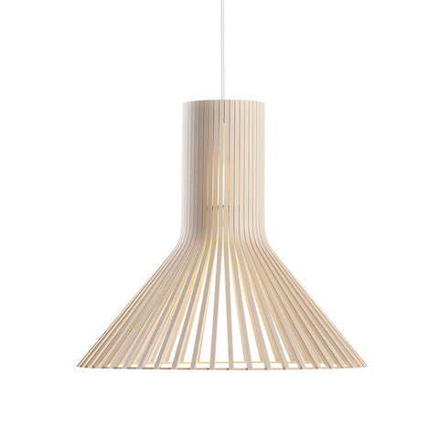 Puncto 4203 Pendant Natural Birch, Secto Design