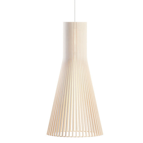 Secto 4200 Pendant Natural Birch, Secto Design