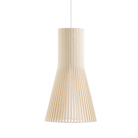 Secto 4201 Pendant Natural Birch, Secto Design