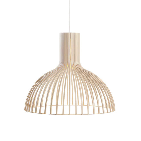 Victo 4250 Pendant Natural Birch, Secto Design