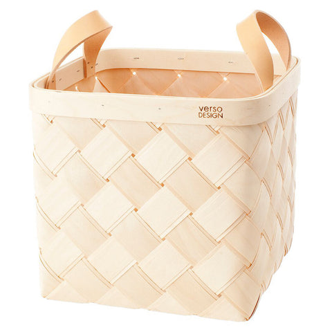 Lastu Basket Medium, Verso Design