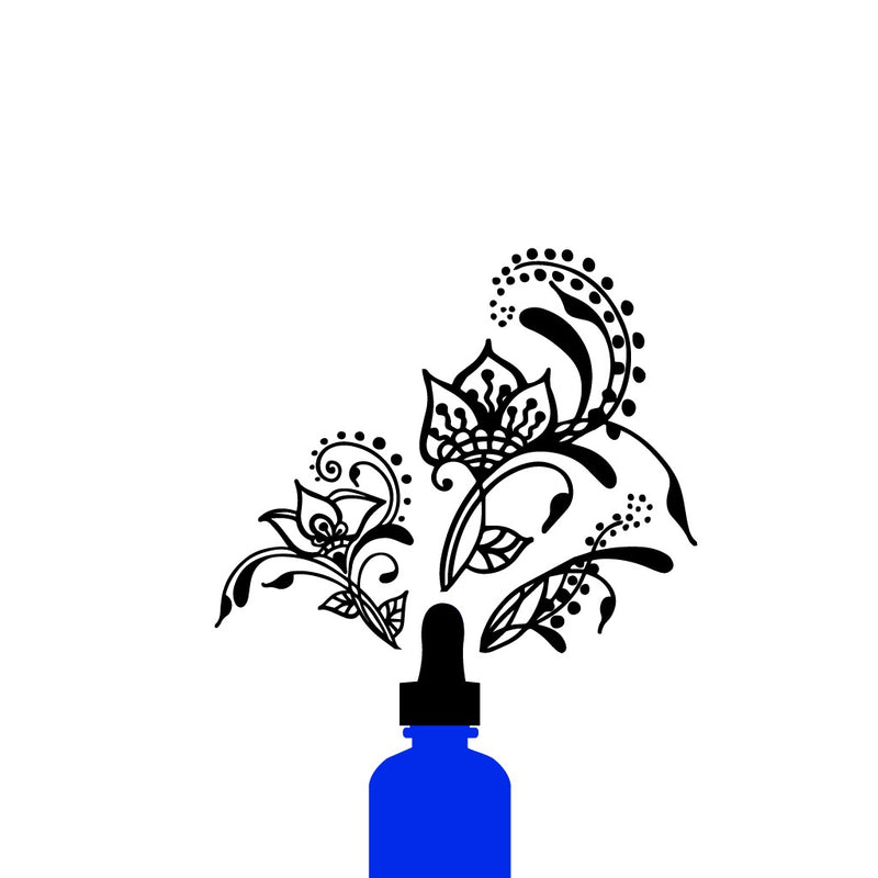 Small Batch Relaxing Lavender Body Oil