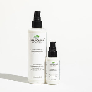 THERACREAM® Original 2 oz + 8 oz THERACREAM® Bottle (2 Pack Combo) 15% off-$55.00