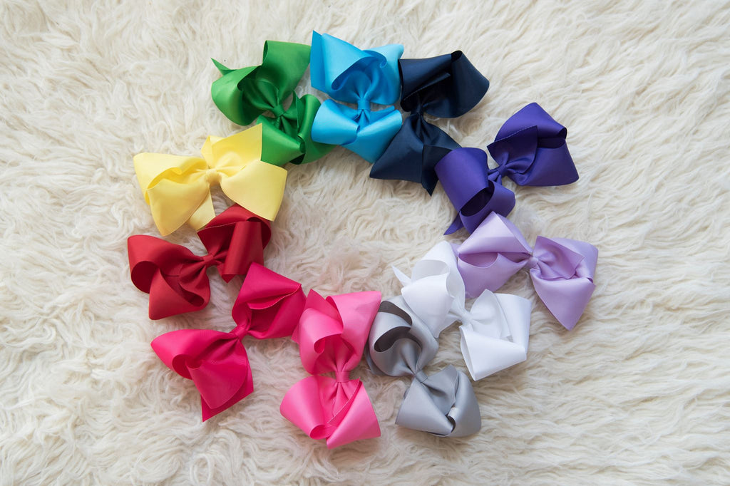 Grosgrain Bow Bundle