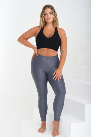 LBL Leggings Gunmetal