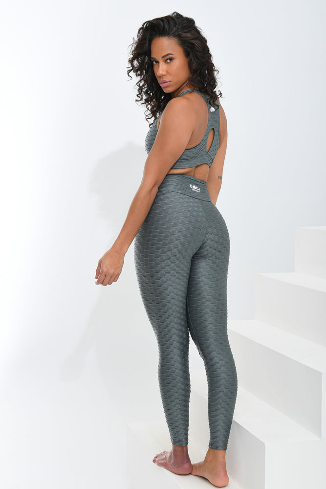 Chrome Leggings Moonstone