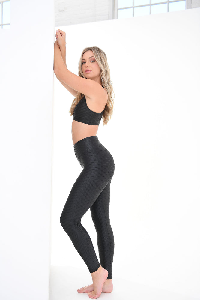 Chrome Leggings Graphite