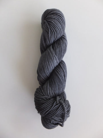 Washable Wool Organic Merino Wool Yarn - Graphite