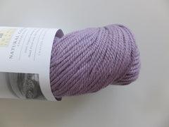 Natural Colours Organic Merino Wool Yarn - Vintage Lilac