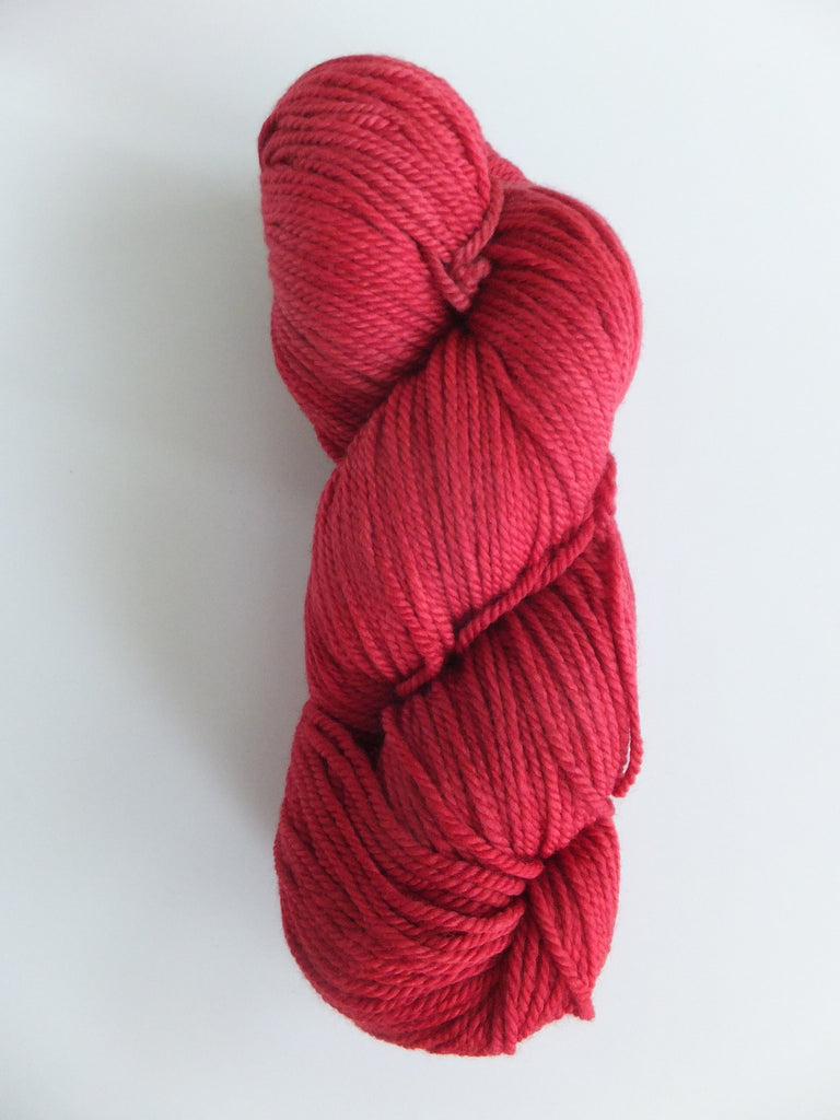 Natural Colours Organic Merino Wool Yarn - Winterberry