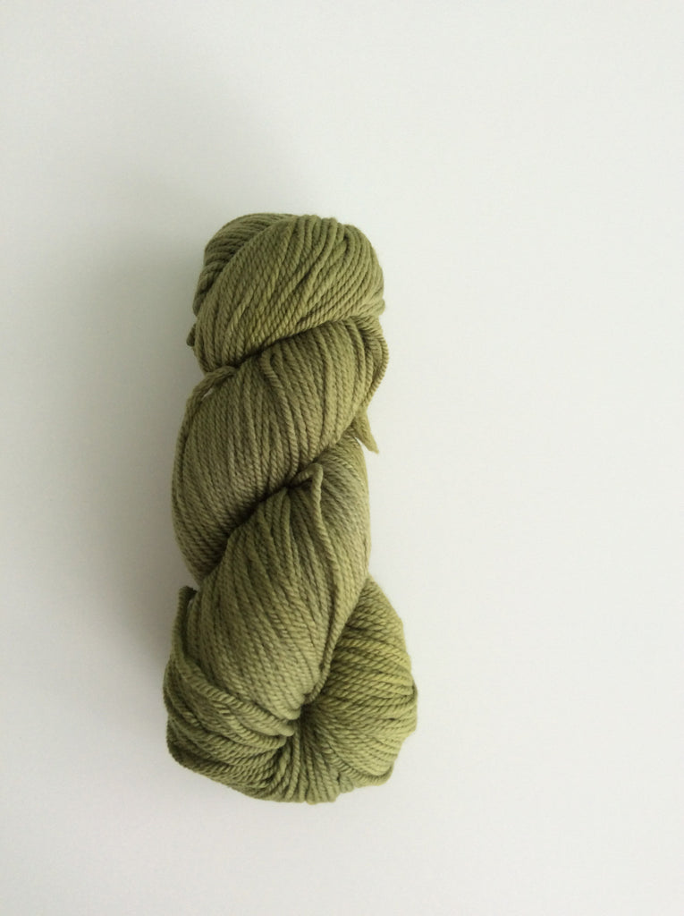 Natural Colours Organic Merino Wool Yarn - Tarragon