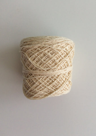 Pakucho Original Organic Cotton Yarn - Vanilla Cream