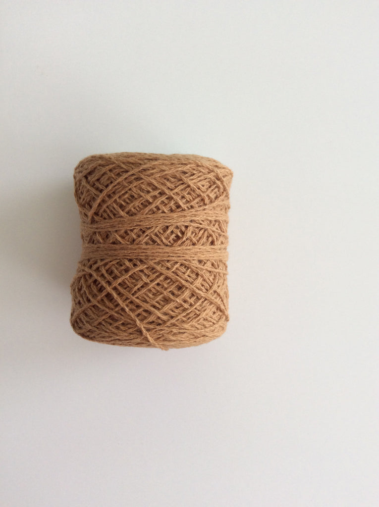 Pakucho Original Organic Cotton Yarn - Deep Golden Brown