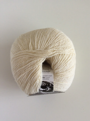 Hempwol Hemp & Wool Blend Yarn - Bianco