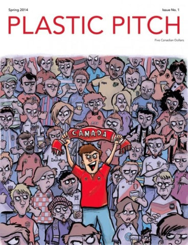 PLASTIC PITCH ISSUE 1 (SPRING 2014)